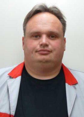 Herr Baarz - Team Brandschutztechnik Godeck-Rucker