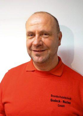 Herr Berger - Team Brandschutztechnik Godeck-Rucker