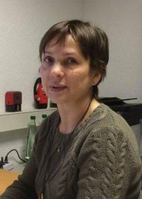 Frau Stark - Team Brandschutztechnik Godeck-Rucker