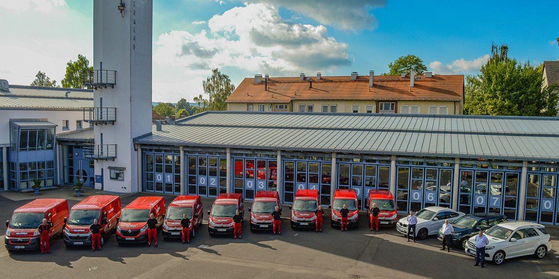 Godeck-Rucker GmbH - Brandschutztechnik in Marktredwitz