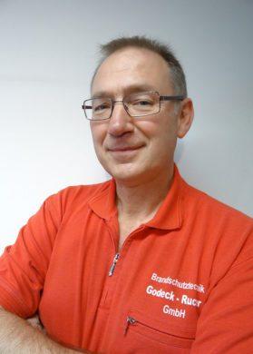 Herr Grundl - Team Brandschutztechnik Godeck-Rucker
