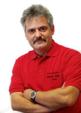 Herr Hanke - Team Brandschutztechnik Godeck-Rucker