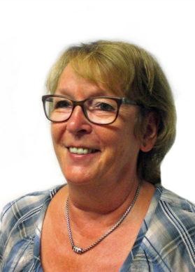 Frau Kandziora - Team Brandschutztechnik Godeck-Rucker