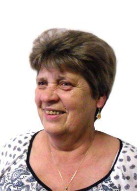 Frau Kiefer - Team Brandschutztechnik Godeck-Rucker