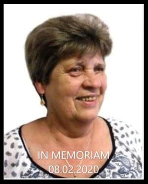In Memoriam - Frau Kiefer