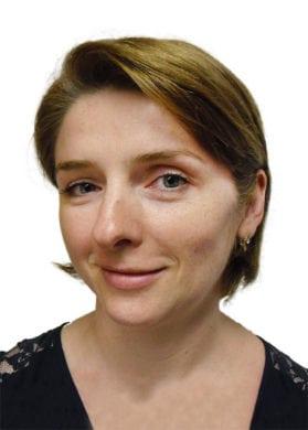 Frau Ortner - Team Brandschutztechnik Godeck-Rucker