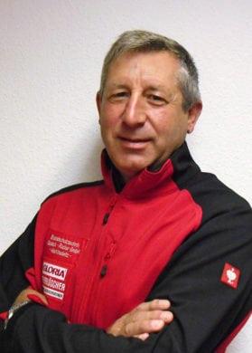 Herr Reichenberger - Team Brandschutztechnik Godeck-Rucker