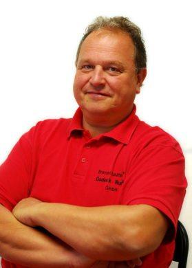 Herr Walther - Team Brandschutztechnik Godeck-Rucker
